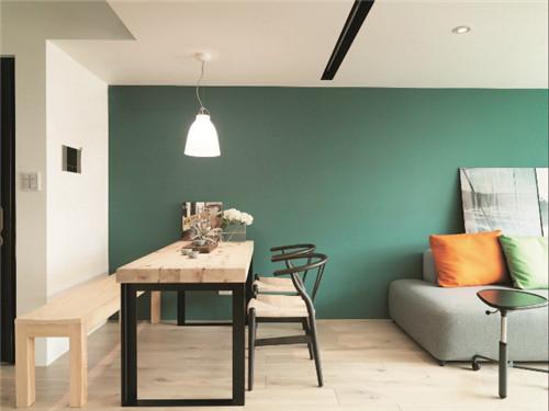 墙面漆颜色搭配效果图——现代